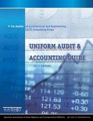 Elegant Manual - Internal/External Audit Subcommittee - American ...