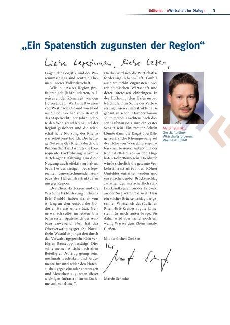 WID 03-2010.pdf - Wirtschaftsförderung Rhein-Erft GmbH