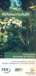 Greencycling - Wachstum auf Wechsel (pdf, 2.9 ... - Frankfurt am Main
