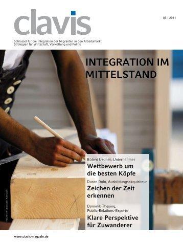 IntegratIon Im mIttelstand - Netzwerk Integration durch Qualifizierung
