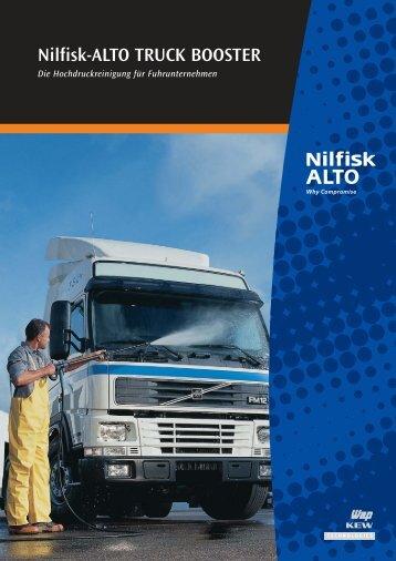 Nilfisk-ALTO TRUCK BOOSTER