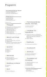Weiterbildungsprogramm 2013 (841 kb, PDF) - schule.sg.ch ...
