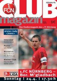 cm15 gladbach - 1. FC Nürnberg