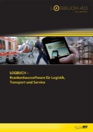 LOGBUCH Broschüre (PDF/ 3,7 MB) - DYNAMED GmbH