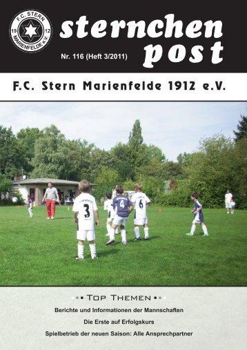 neu - FC Stern Marienfelde e.V.