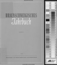 Braunschweigisches Jahrbuch - Digitale Bibliothek Braunschweig