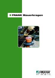 PDF-Datei (Standardberechtigung) - Frank  GmbH