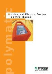 Brochure Polymatic (PDF) - Frank GmbH
