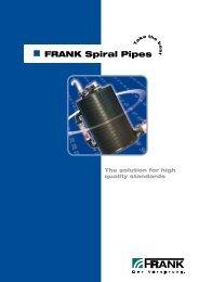 Brochure Spiral Pipes (PDF) - Frank GmbH