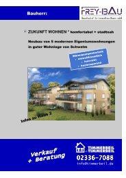 Expose Haus 2 - Frey-Bau GmbH