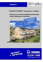 Expose Haus 1 - Frey-Bau GmbH