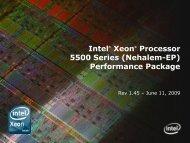 UPDATED: SPG GOLD Xeon 5500 rev 1.1 - NDA - March 09