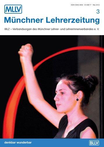 Münchner Lehrerzeitung - MLLV