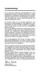 Frauen-Stadtbuch Iserlohn 2011