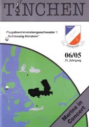 Girl's Day, Maibockanstich Stadum, Marine in Concert - Tinchen
