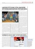 FIT FÜR DIE ZUKUNFT« 100% FÜR STEPHAN WEIL - SPD ... - Seite 3
