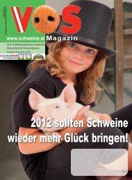 VÖS-Magazin Ausgabe 4/2011 - Schweine.at