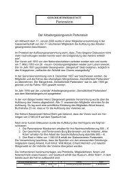 Geschichtswerkstatt Partenstein