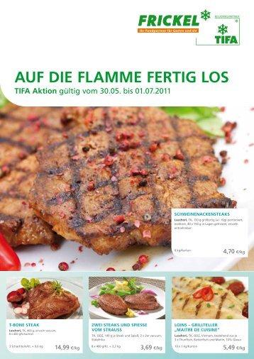 AUF DIE FLAMME FERTIG LOS TIFA Aktion - Frickel