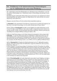 D1: Einführung in die Industrialisierung Emmendingens im 19 ...