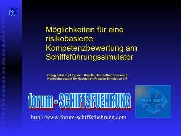 FB - Forum-Schiffsfuehrung.com