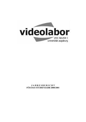 Dokument_1.pdf (3023 KB) - OPUS Augsburg - Universität Augsburg