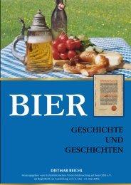die geschichte des biers - Maxlrainer