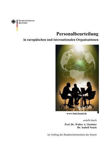 Personalbeurteilung Magazine