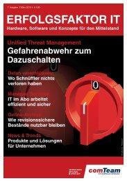 Erfolgsfaktor It - comteam-zimmermann.de