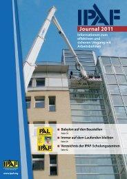 Journal 2011 - Ipaf