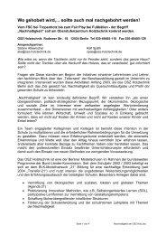 23 – OSZ Holztechnik Berlin - BIBB / Berufsbildung für nachhaltige ...
