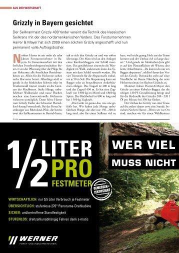 weiter lesen... - Herzog Forsttechnik