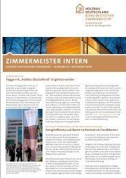 PDF-Download der Ausgabe 03/2009 - Holzbau Deutschland