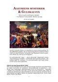 ALKYMIENS MYSTERIER & GULDKALVEN - Ove von - Visdomsnettet - Page 3