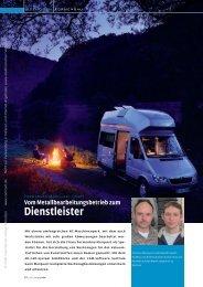 Vom Metallbearbeitungsbetrieb zum Dienstleister - Logistik Journal