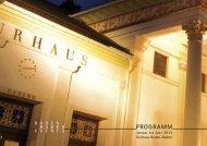 Halbjahresprogramm Januar-Juli 2013.pdf - Baden-Baden Events