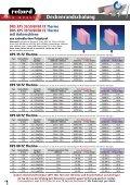 Lieferprogramm Preisliste 05.2012 - Rekord Holzmann - Seite 6