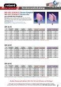 Lieferprogramm Preisliste 05.2012 - Rekord Holzmann - Seite 7