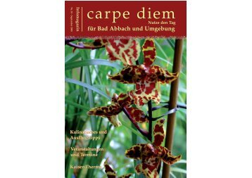 carpe diem magazine