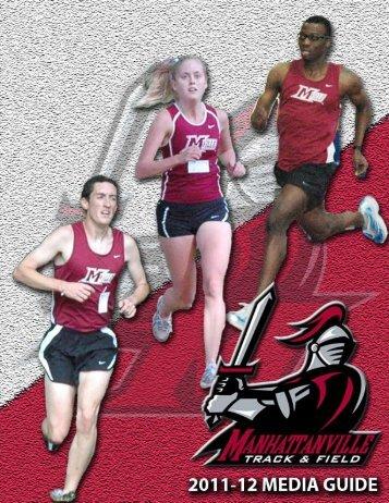 2011-12 Media Guide - Manhattanville College Athletics