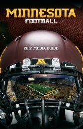 2012 Media Guide - Community