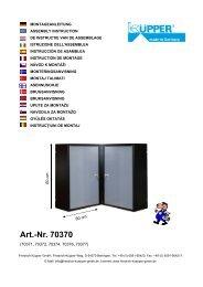Art.-Nr. 70370 - Friedrich Küpper GmbH
