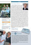 KWA Reisen Pflegereform Jubiläum Urlaub im Wohnstift - Seite 3