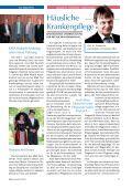 KWA Reisen Pflegereform Jubiläum Urlaub im Wohnstift - Seite 5