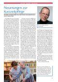 KWA Reisen Pflegereform Jubiläum Urlaub im Wohnstift - Seite 7