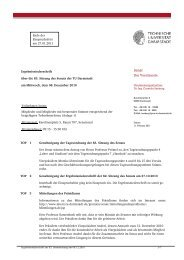 mitgeteilt - Aktuell - Technische Universität Darmstadt