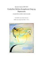 Forskellen Mellem Kompliceret Sorg og Depression