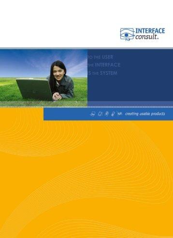Interface Consult Image-Folder (PDF 2.6MB)