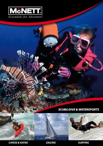 SCUBA DIVE & WATERSPORTS - McNett Europe