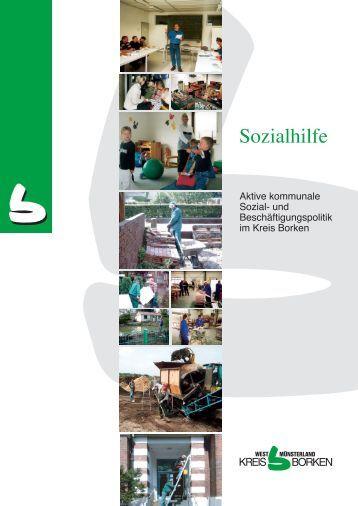 Sozialhilfe - Kreis Borken
